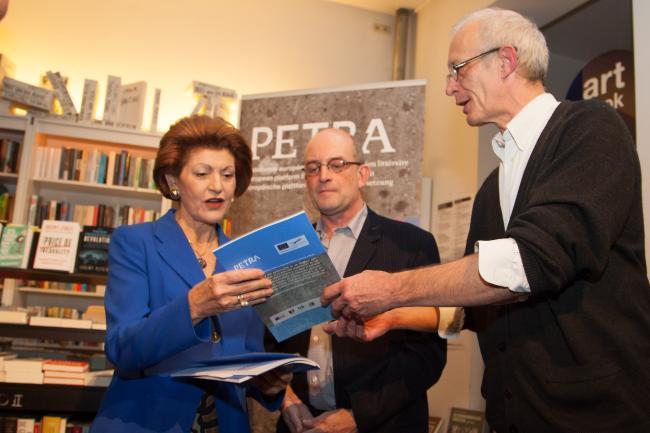 presentazione raccomandazioni PETRA